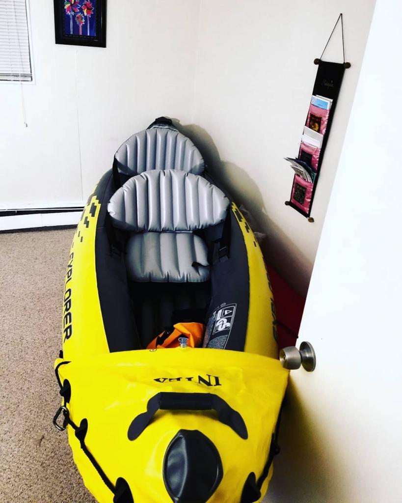 Row, row, row your boat…