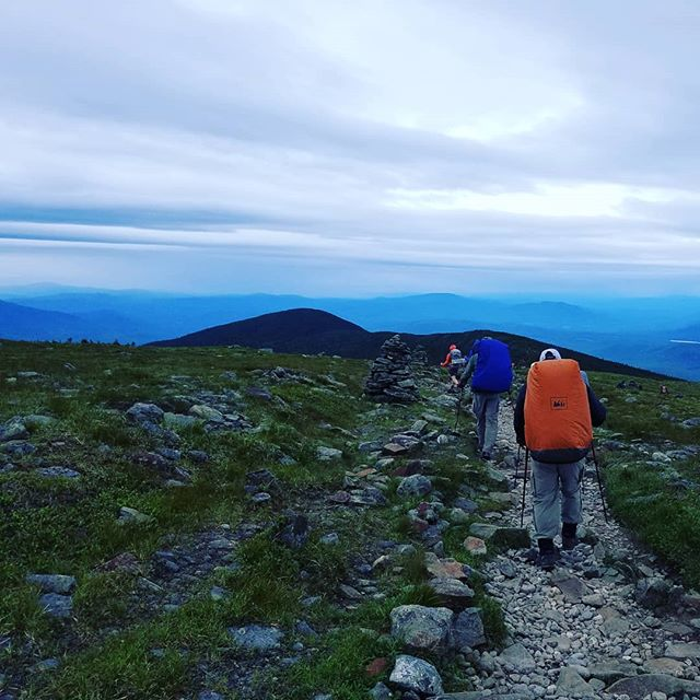 Mt. Moosilauke Backpacking