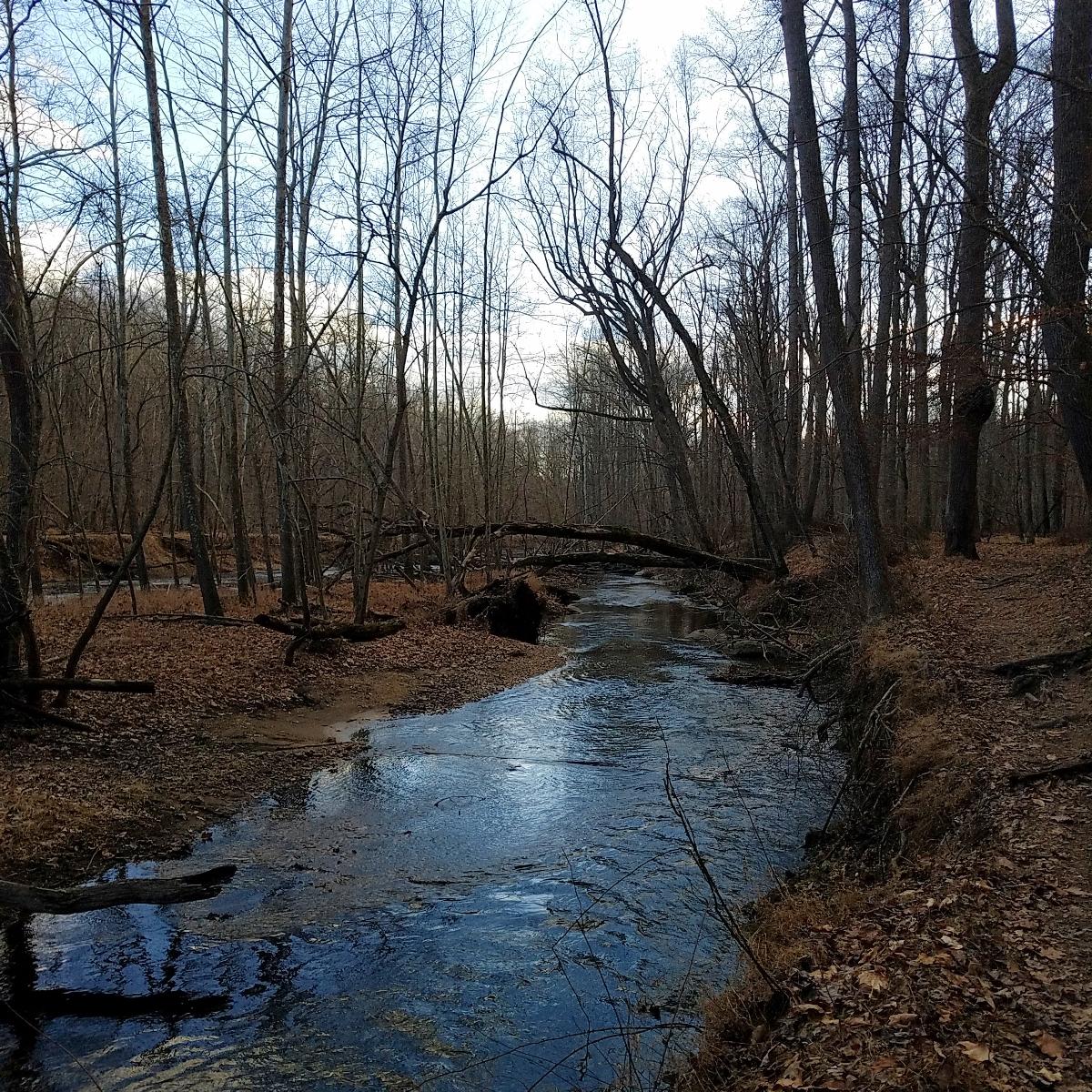 McKeldin Switchback Trail
